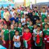 Visitan niños Triquis Acuario Mazatlán