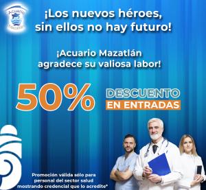 Promoción personal médico